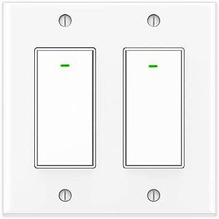 Best dual smart light switch Reviews