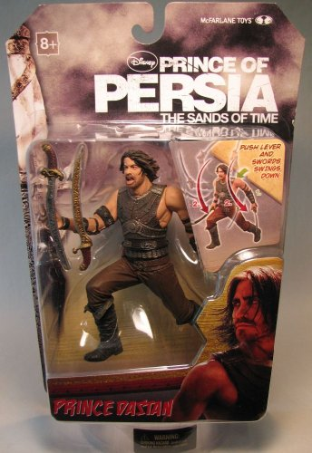 Prince of Persia Figurine Prince Dastan 15 cm Neca