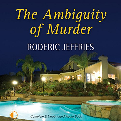 The Ambiguity of Murder audiobook cover art