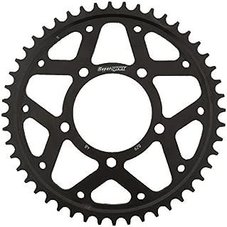 Supersprox RFE-829-48-BLK Rear Steel Sprocket Black For Suzuki GSX-R 750 86 87 88 89 90 91 92 93 94 95 96 97 98 99 00 01 02 03 04 05 06 07 08 09 11 12 13 14 15 16, RF 600 R 93 94 95 96 97