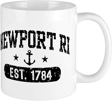 Amazon Com Cafepress Newport Rhode Island Mug Unique Coffee Mug Coffee Cup Kitchen Dining