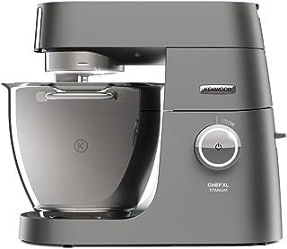 Kenwood Titanium XL KVL8300S - Robot de cocina, 6.7 L, 1700 W, 10 dB, plata