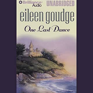 One Last Dance audiobook cover art