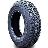 Haida Puma HD818 Mud Off-Road Light Truck Radial Tire-LT215/75R15 215/75/15 215/75-15 106/103S Load Range D LRD 8-Ply BSW Black Side Wall