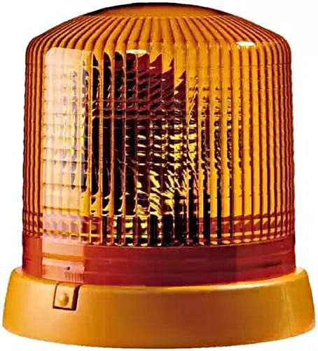 HELLA 9EL 862 172-001 Lichtscheibe, Rundumkennleuchte - Lichtscheibenfarbe: gelb