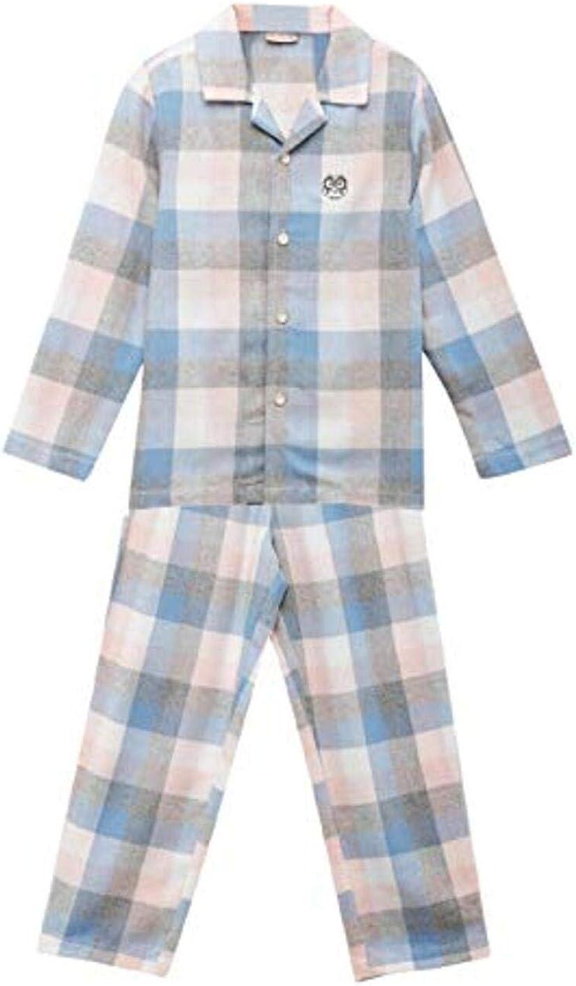 Under Fourteen Only Child Unisex Cotton Night Suit Pink Flannel Check (1-2 YRS)