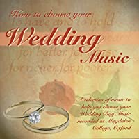 Wedding Music: How to Choose..
