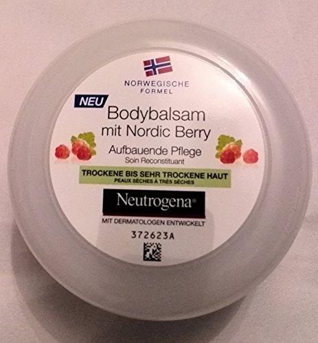 Neutrogena Formule Norvégienne, Soin reconstituant nordic berry, 200 ml
