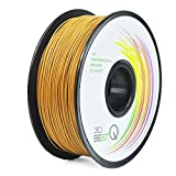 3D BEST-Q Real Wood PLA 1.75mm 3D Printer Filament, Dimensional Accuracy +/- 0.03 mm, 1KG Spool, 30% Real Wood-infill … (Wood)