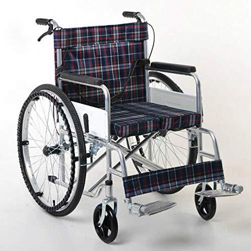 Cinta Plegable Ligera, cinturón de Seguridad para Inodoro, Freno, Silla de Ruedas autopropulsada, Carrito para Ancianos/discapacitados, portátil ✅