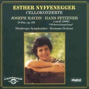 Hans Pfitzner & Joseph Haydn: Concertos for Cello and Orchestra