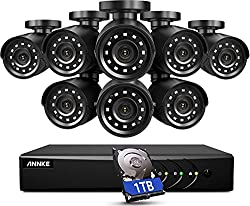 ANNKE Home Security Camera System 8 Channel review