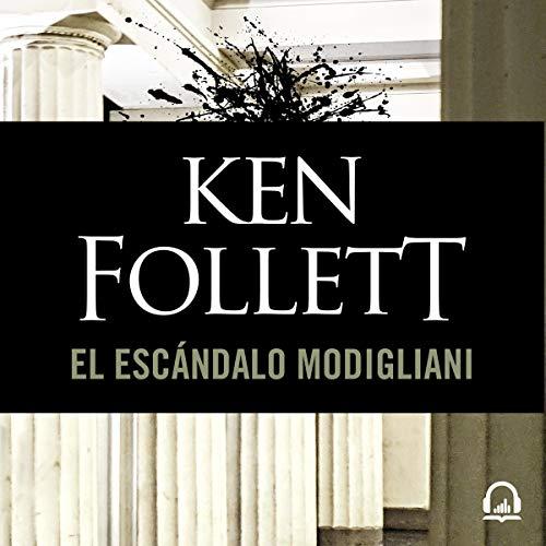 El escándalo Modigliani cover art