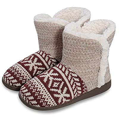 Harebell Women's Booties Slippers Plush Lining Snow Boots