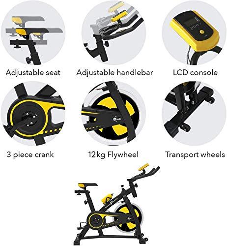 Nero Sports Bicicletas estáticas y de spinning