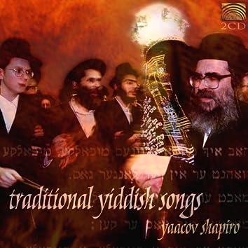 Yaacov Shapiro: Traditional Yiddish Songs