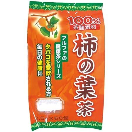 ユーワ 柿の葉茶100% 2.5g60包