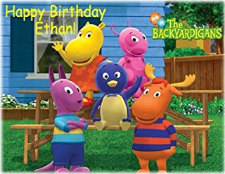 backyardigans birthday cakes