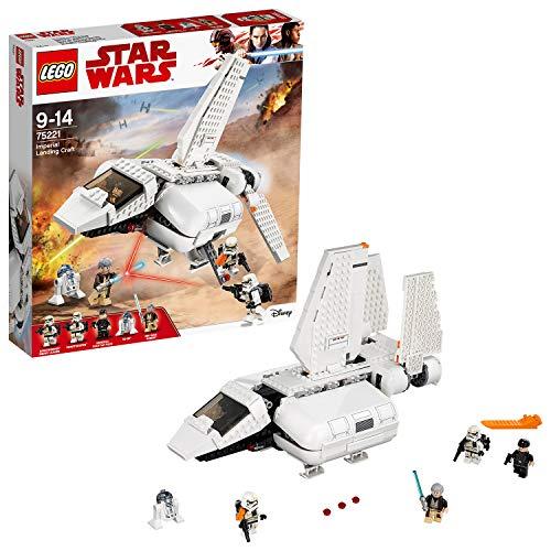 LEGO Star Wars Imperiale Landefähre (75221), Bestes Spielzeug