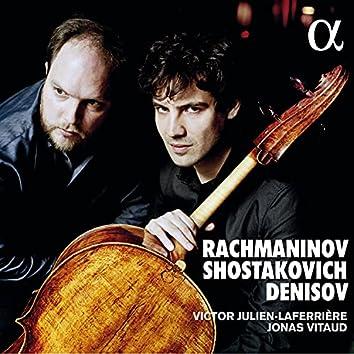 Rachmaninov / Shostakovich / Denisov