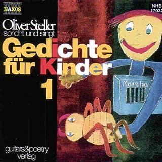 Gedichte für Kinder 1 Titelbild