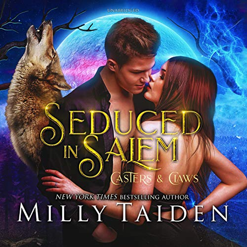 Seduced in Salem Audiobook By Milly Taiden cover art