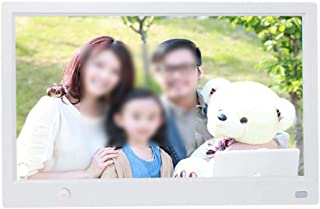 FEE-ZC Digital Decorated Home Photo Frame, 11.6 Inch Digital Frame with Motion Sensor, Audio Player Multifunctional Photo ...