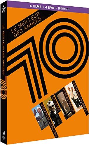 Le Meilleur des années 70 - Coffret : Monty Python : Sacré Graal + Taxi Driver + Midnight Express + Nos plus belles années [Francia] [DVD]