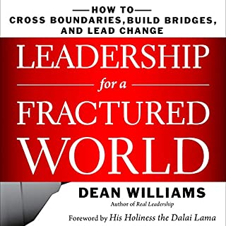 Leadership for a Fractured World cover art
