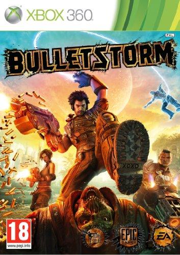 Bulletstorm X-Box 360