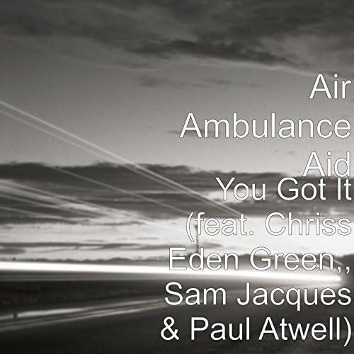 Air Ambulance Aid