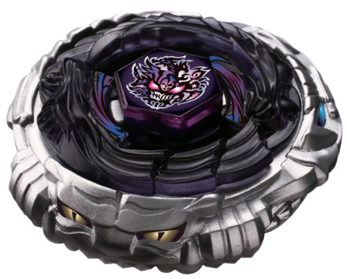 Beyblades JAPANESE Metal Fusion #BB122 Diablo Nemesis Starter Set [Toy] (japan import)