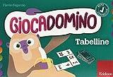 Tabelline. Giocadomino (Vol. 1)