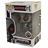 Funko - Figurine Marvel - Deadpool X-Force 2 Swords Exclu Pop 10cm - 0849803074890