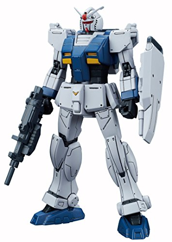 Bandai Hobby HG The Origin Gundam Local Type Gundam The Origin Building Kit (1/144 Scale)