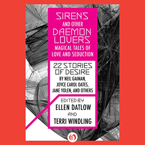 Sirens and Other Daemon Lovers audiobook cover art