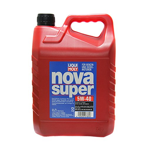 Liqui Moly 1462 Nova Super Motoröl 5W-40 5L