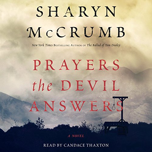 Prayers the Devil Answers audiobook cover art