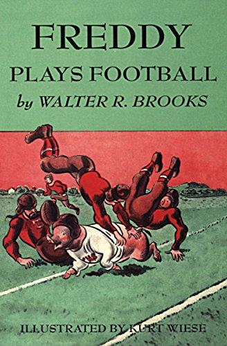 Freddy Plays Football (Freddy the Pig Book 16) (English Edition)