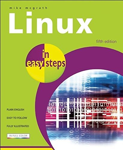 Image OfLinux In Easy Steps 5th Edition By Mike McGrath (2010-09-02)