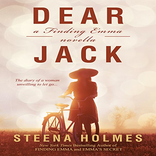 Dear Jack audiobook cover art