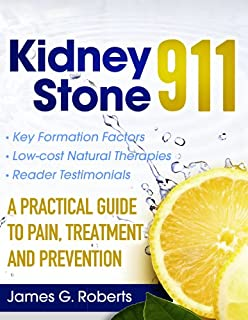 Kidney Stone 911:  A Practical Guide to Pain, Treatment  and Prevention
