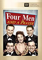 Four Men and a Prayer / [DVD] [Import]