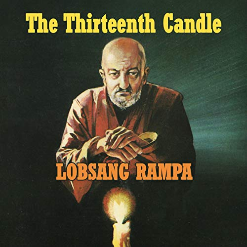 The Thirteenth Candle Audiobook By T. Lobsang Rampa cover art