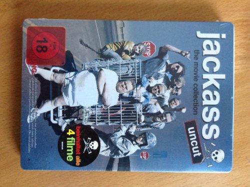 Jackass the movie collection uncut Steelbook