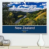 New Zealand - A bicycle adventure (Premium, hochwertiger DIN A2 Wandkalender 2022, Kunstdruck in Hochglanz): Photos of a bicycle adventure across the North and South Island of New Zealand (Monthly calendar, 14 pages )