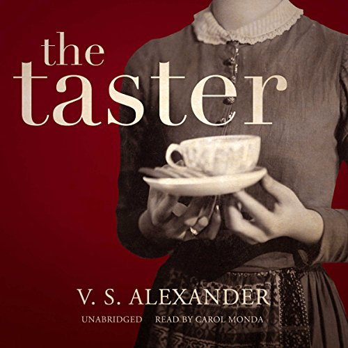 The Taster audiobook cover art