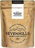 Sevenhills Wholefoods Organic Spirulina Powder 1kg