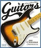 2019 Guitars Wall Calendar