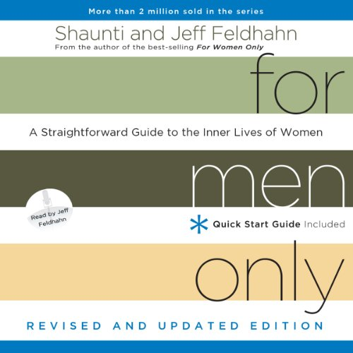 For Men Only (Revised and Updated Edition) audiobook cover art